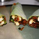 Fresh Spring Rolls (vegan, gluten-free)