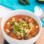 The Best Vegan Tortilla Soup Recipe