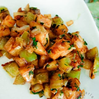 Simply Breakfast Potatoes (vegan, gluten-free)