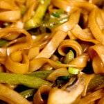 Thai Rice Noodles (gluten-free, vegan)