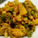 Vegetable Jalfrezi (vegan, gluten-free)