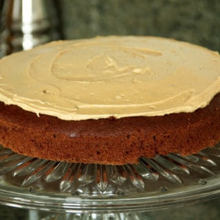 Peanut Butter Frosting (contains dairy, gluten-free)