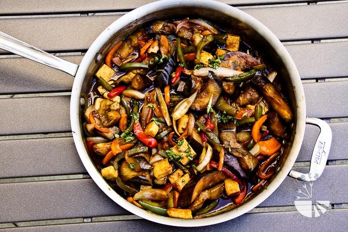 thai eggplant recipe