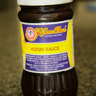 Product: Koon Chun Hoisin Sauce (vegan, contains gluten)
