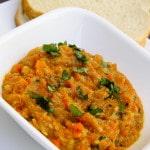 Pav Bhaji (gluten-free, vegan)