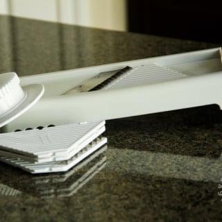 Product: Mandoline Slicer