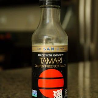 Product: San-J Gluten-Free Soy Sauce