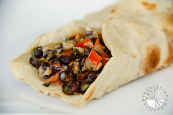 special black bean burritos-2