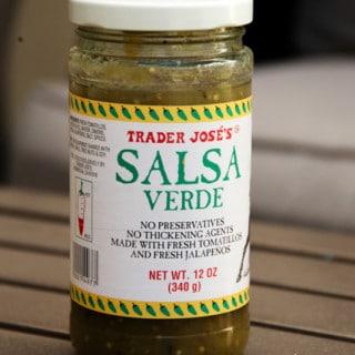 Product: Salsa Verde (vegan, gluten-free)