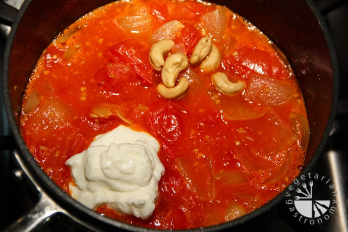 indian tomato curry-7