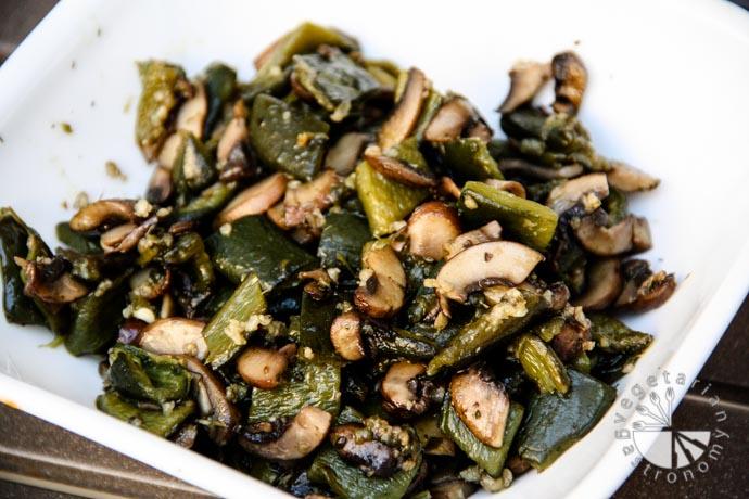 poblano mushroom quesadilla-1