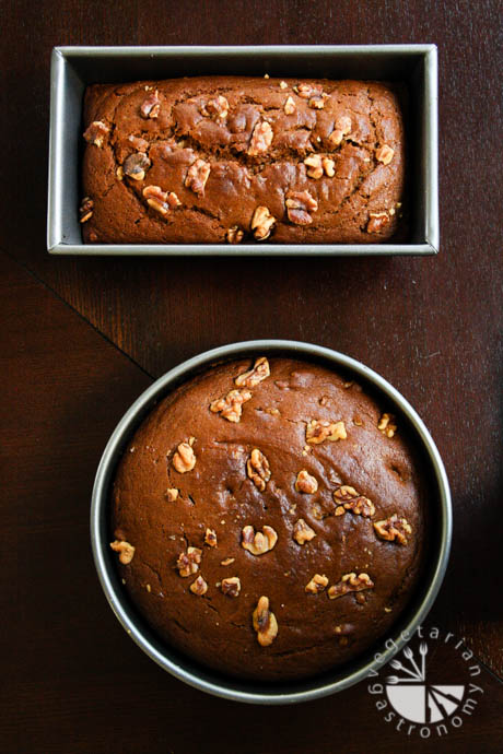 pumpkin walnut bread-1