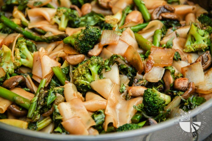noodle for toddlers recipes Noodles w/ & Mushrooms (vegan Flat Asparagus, Thai Rice Broccoli,