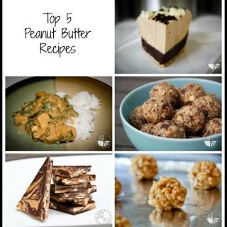 My Top 5 Favorite Peanut Butter Recipes