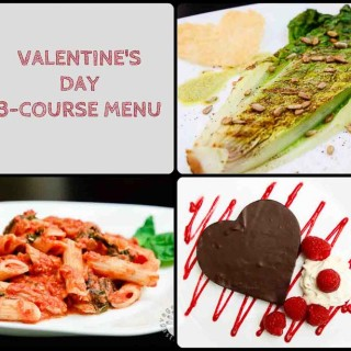 Guest Post for Chai Mommas – Valentine's Day 3-Course Meal!