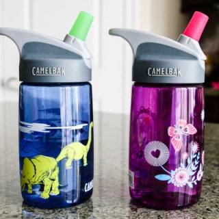 Product: Camelbak Kid's Water Bottle