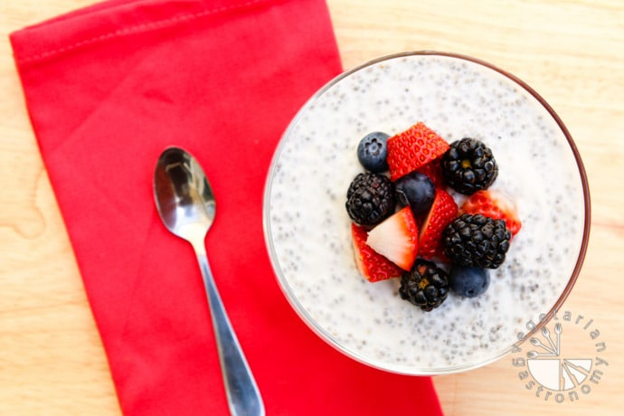 coconut chia seed pudding-9