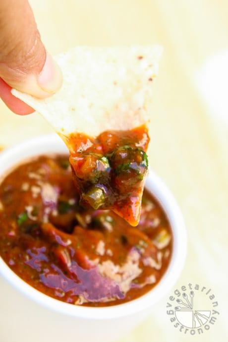 chunky tomato salsa-6