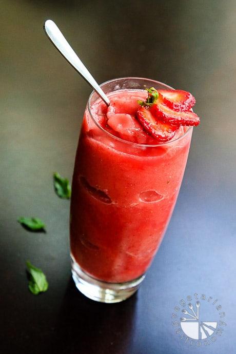 watermelon strawberry mint freeze-7