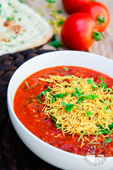 tomato sev curry-11