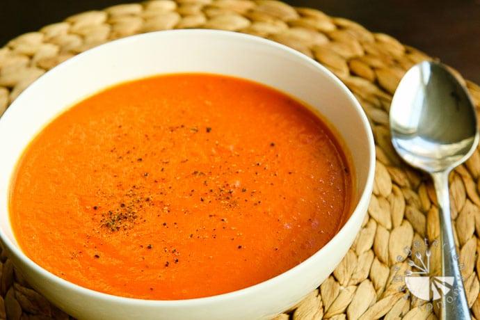 creamy tomato soup-2