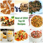 Best of 2014 – Top 10 Recipe Posts on Vegetarian Gastronomy!