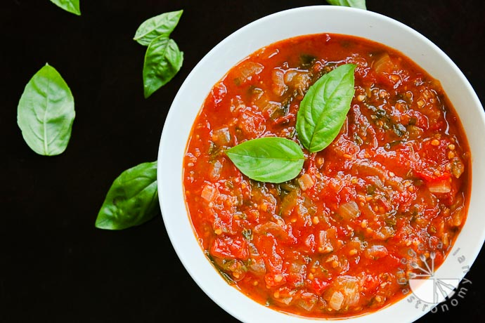 spicy tomato sauce a-9