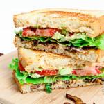 crispy mushroom sandwich SI-3