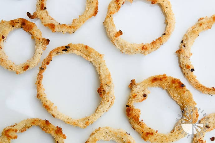 baked seasoned onion rings-8