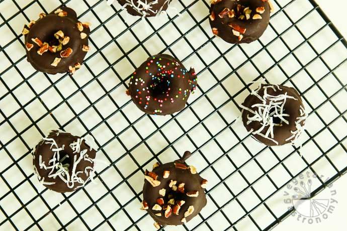 chocolate chia donut cakes-2
