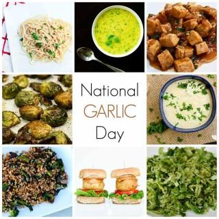 Tasty Recipes To Celebrate National Garlic Day!