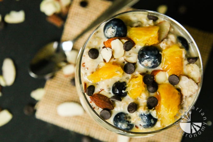 orange blueberry overnight oats-4