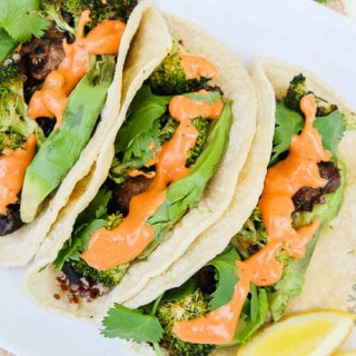 chipotle black bean roasted veggie tacos-3