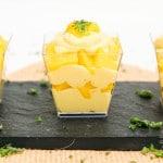 Mango Mousse Parfait