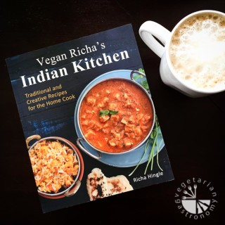 Mango Curry Recipe From 'Vegan Richa's Indian Kitchen', Review + GIVEAWAY