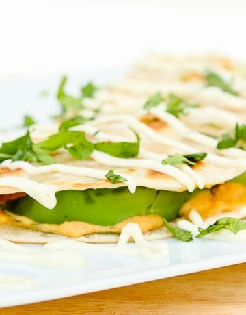 hummus avocado quesadillas-1