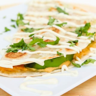 hummus avocado quesadillas-2