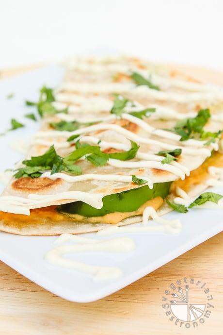 hummus avocado quesadillas-2