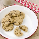 Vanilla Bean Chocolate Chip Cookies from 'Plant-Powered Families', Review + GIVEAWAY
