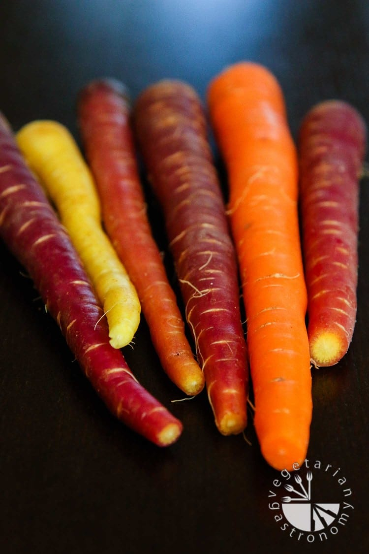 maple roasted colored carrot sticks-1