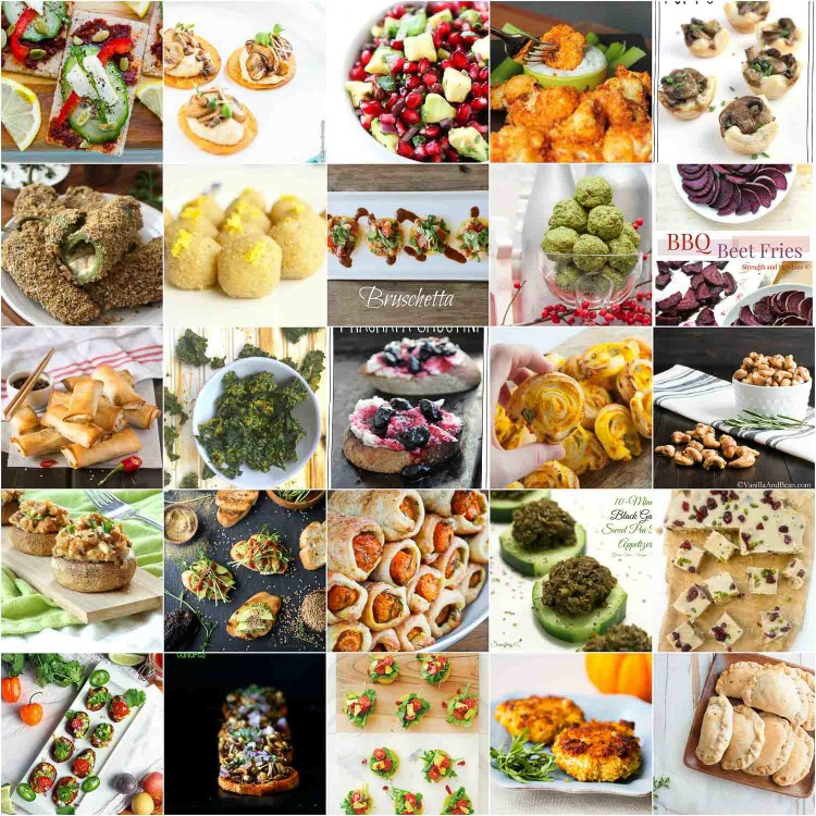 30 Vegan Bite-Sized Party Recipes-1