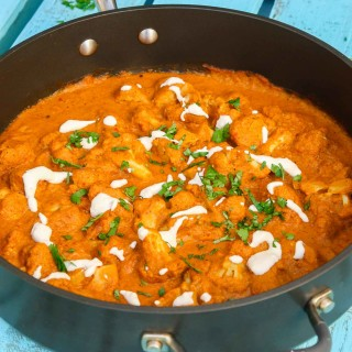 Cauliflower Tikka Masala-1