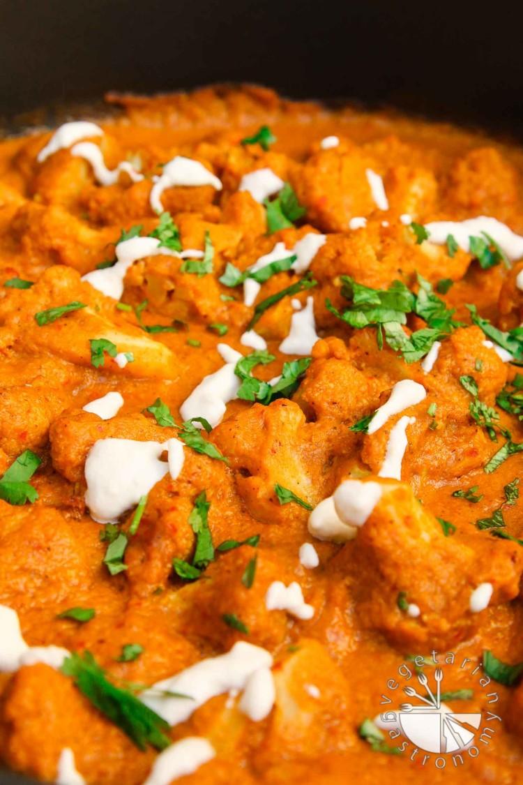 Cauliflower Tikka Masala-7