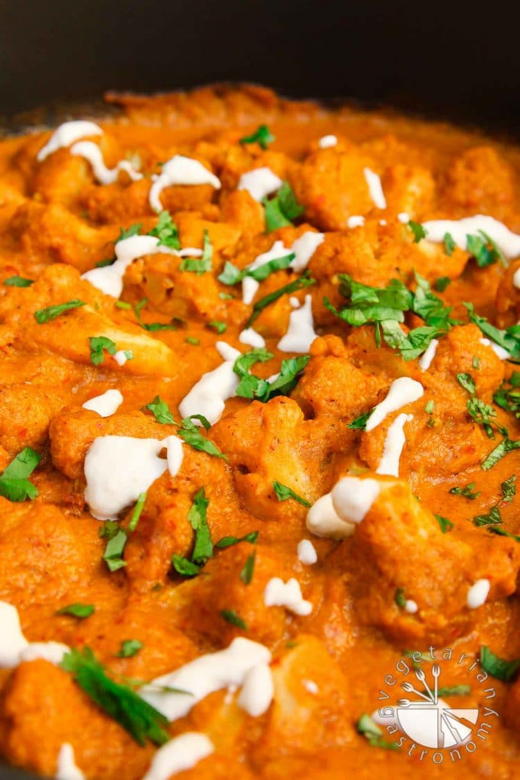 Cauliflower tikka masala vegetarian gastronomy whats your favorite indian dish cauliflower tikka masala 7 forumfinder Image collections