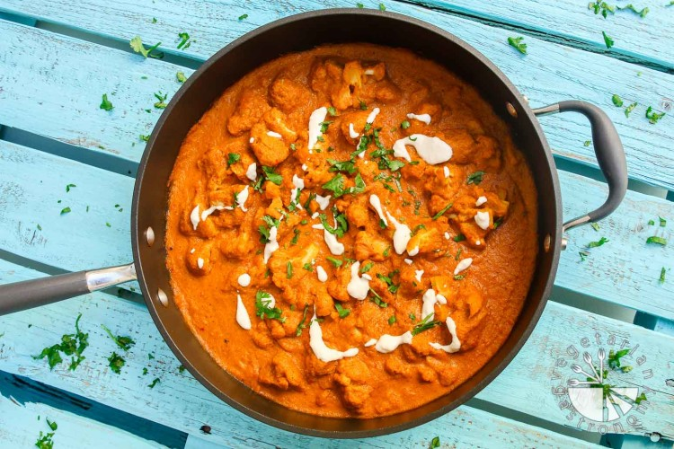 Cauliflower Tikka Masala-8