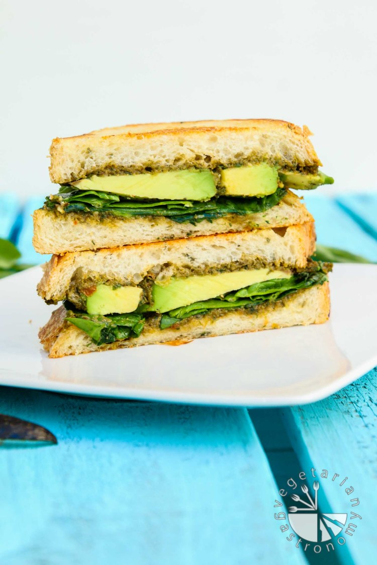 the ultimate green panini-3