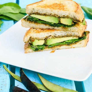 the ultimate green panini-5