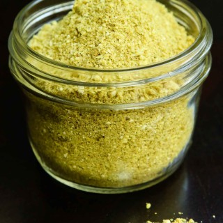 Easy Indian Spice Blend