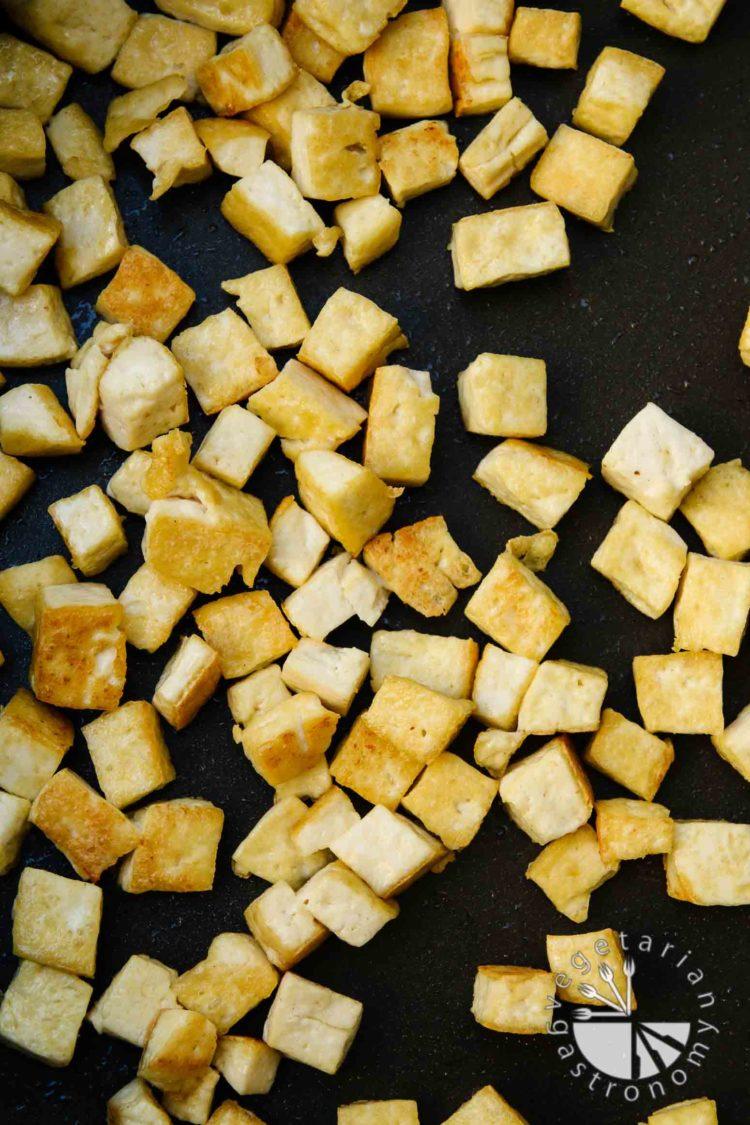 Tofu Peanut Lettuce Wraps 2