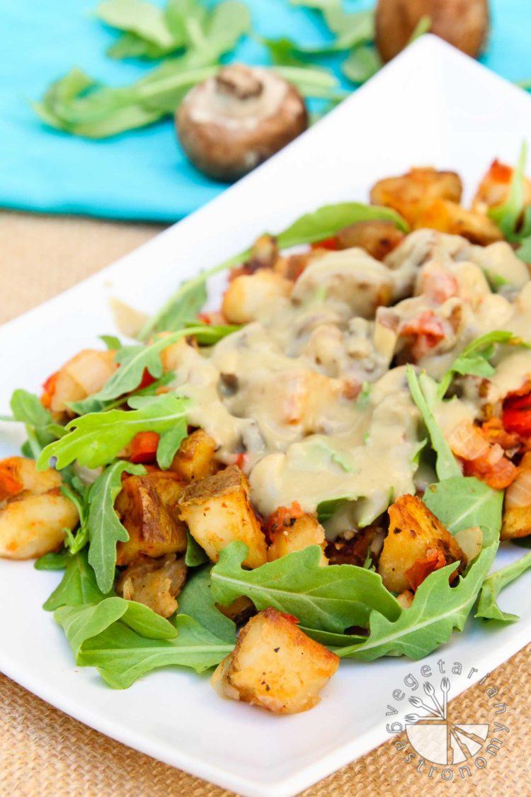 loaded potato breakfast bowl-4